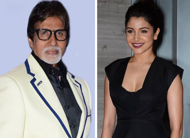 Amitabh Bachchan calls out Anushka Sharma on Twitter for not replying to his birthday wish, she finally responds