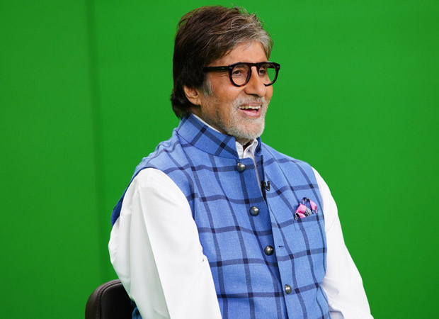 'Thugs of Hindostan is a spectacle waiting to explode' - Amitabh Bachchan