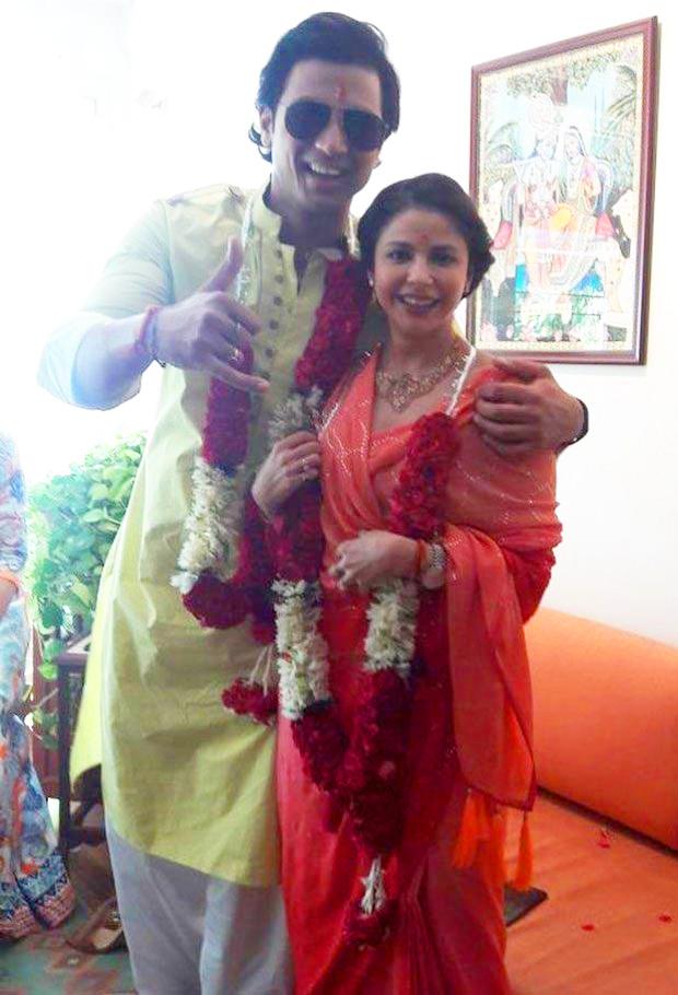 Anushka Sharma shares marriage picture of Shaitaan actor Shiv Pandit and Ameira Punvani