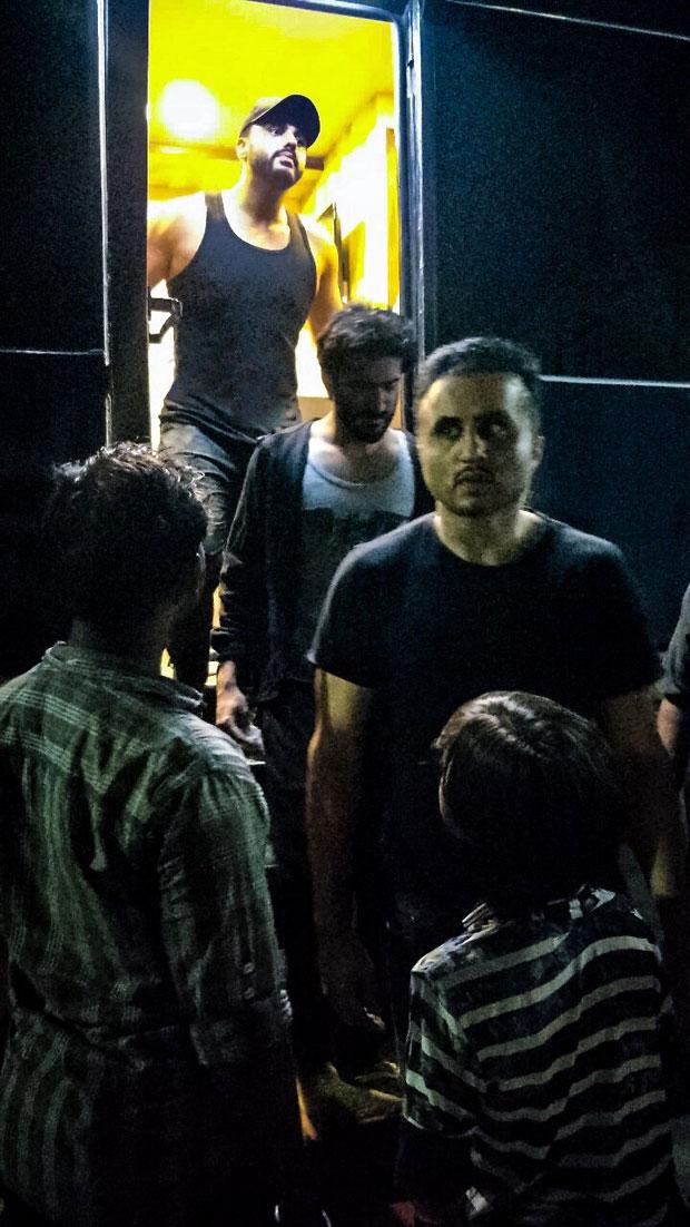 Arjun Kapoor takes out time to shoot for cousin Harshvardhan Kapoor starrer Bhavesh Joshi