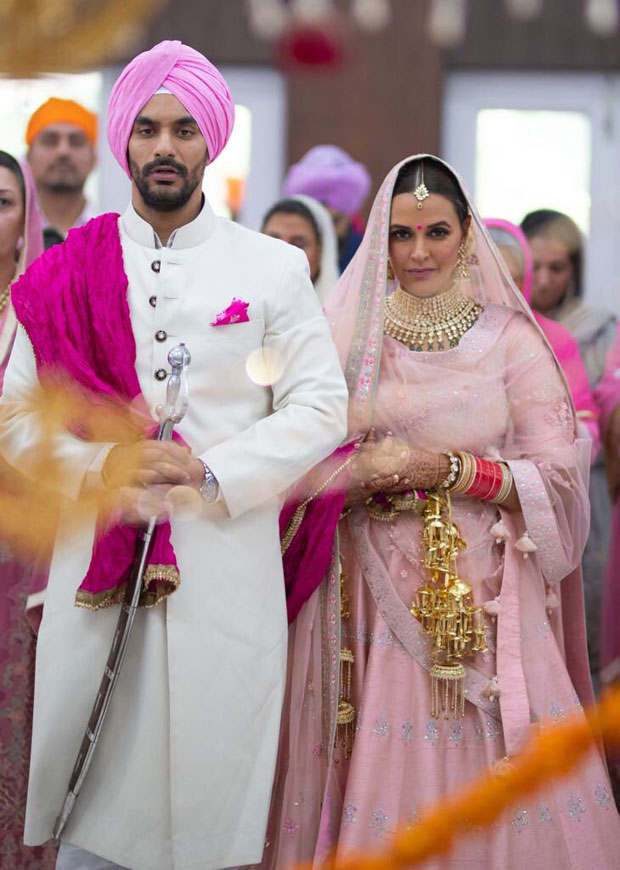 BREAKING! Neha Dhupia gets MARRIED to Angad Bedi (see picture)