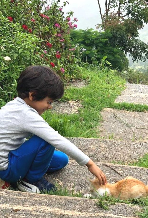 Check out: Aamir Khan enjoys downtime with Kiran Rao and son Azad Rao Khan at Coonoor