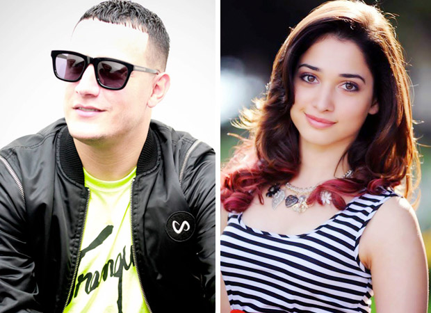DJ Snake gives this crazy challenge to Tamannaah Bhatia during their fun Twitter banter