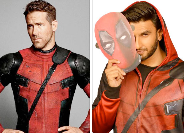 Deadpool 2 Ryan Reynolds and Ranveer Singh banter Deadpool style, breaks internet! features