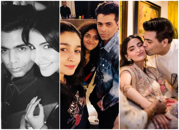Happy Birthday Karan Johar Alia Bhatt, Parineeti Chopra, Katrina Kaif, Anushka Sharma and others share heartwarming birthday messages