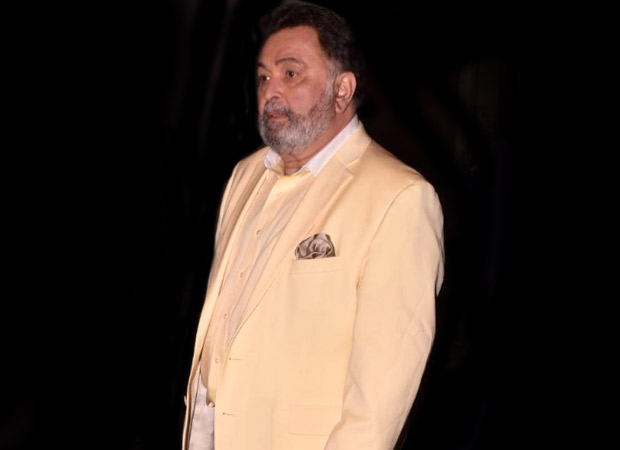 Here's why Rishi Kapoor is sporting grey facial fuzz!