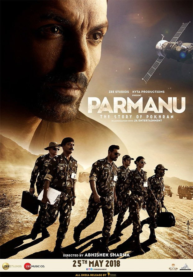 John Abraham starrer Parmanu - The Story of Pokhran to release in Pakistan