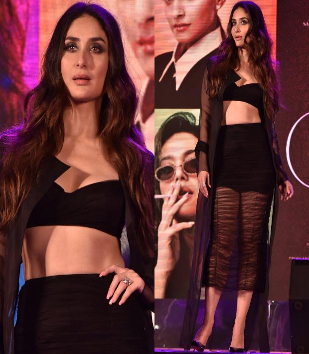 Kareena Kapoor Khan styled by Rhea Kapoor for Veere Di Wedding music album launch