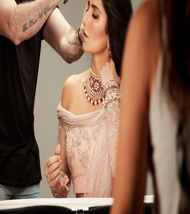 Katrina Kaif Kalyan Jewellers photoshoot 2