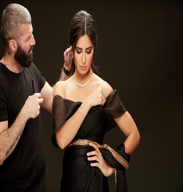 Katrina Kaif Kalyan Jewellers photoshoot 3