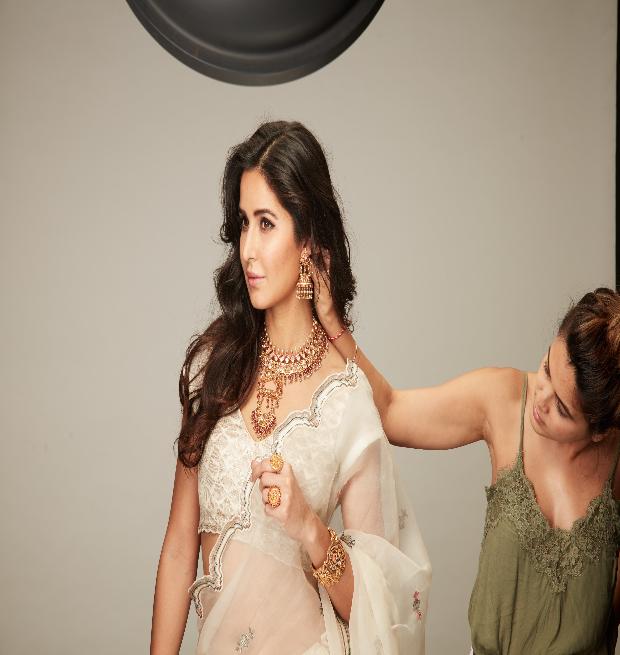 Katrina Kaif Kalyan Jewellers photoshoot 5
