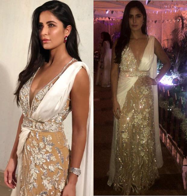 Katrina Kaif at Sonam Kapoor's Mehendi and Sangeet ceremony