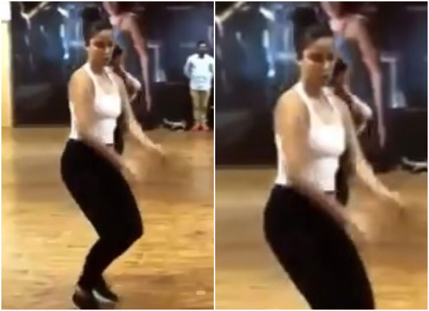 Katrina Kaif shows off dreamy moves in her dance rehearsals for Thugs Of Hindostan