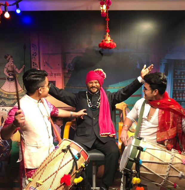 Madame Tussauds gives a makeover to Anil Kapoor's wax figure to celebrate Sonam Kapoor- Anand Ahuja's wedding