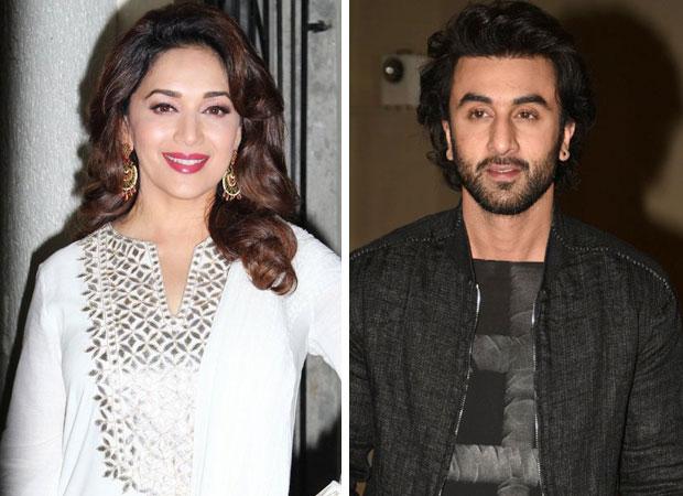 Madhuri Dixit praises cameo of Ranbir Kapoor in Marathi film Bucket List