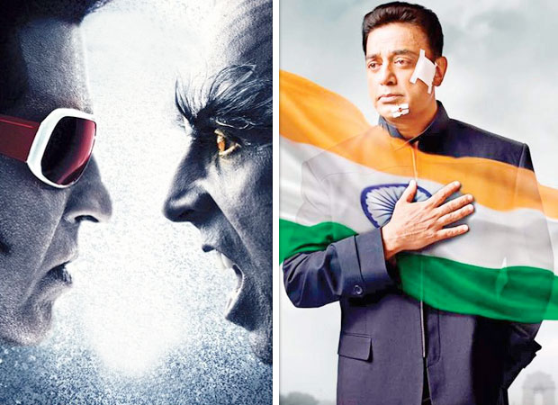 Rajinikanth – Kamal Haasan: Will 2.0 and Vishwaroopam 2 clash this year on Independence Day Weekend?