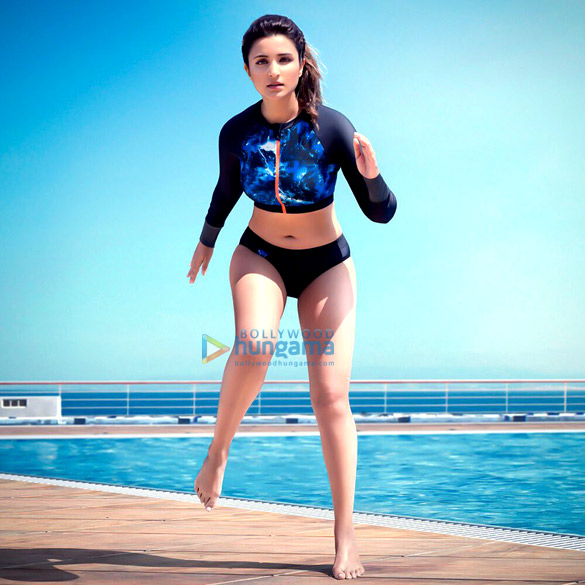 HOT! Parineeti Chopra endorses Speedo swimwear