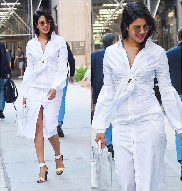 Priyanka Chopra in NYC (2)