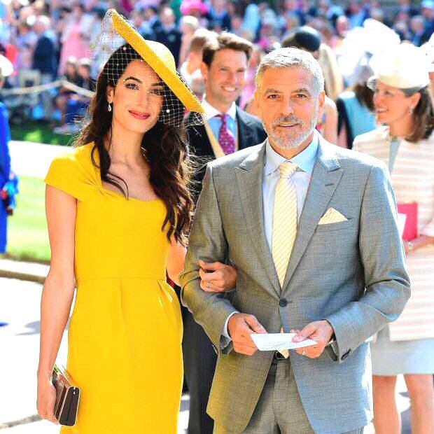ROYAL WEDDING: Priyanka Chopra arrives in style at the Prince Harry – Meghan Markle Wedding