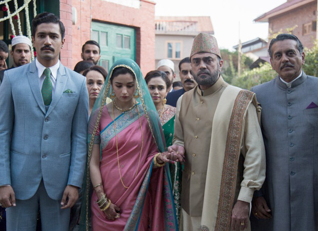 Box Office: Raazi keeps very strong hold on Tuesday, collects Rs. 6.10 crore