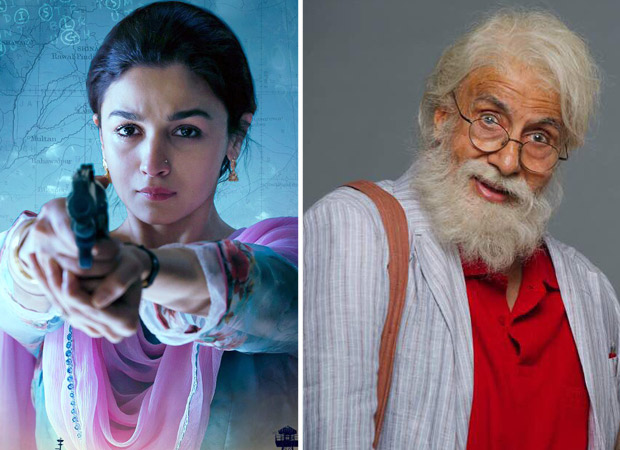 Box Office: Raazi has a very good Saturday of 7.54 crore, 102 Not Out hangs on at 1.25 crore