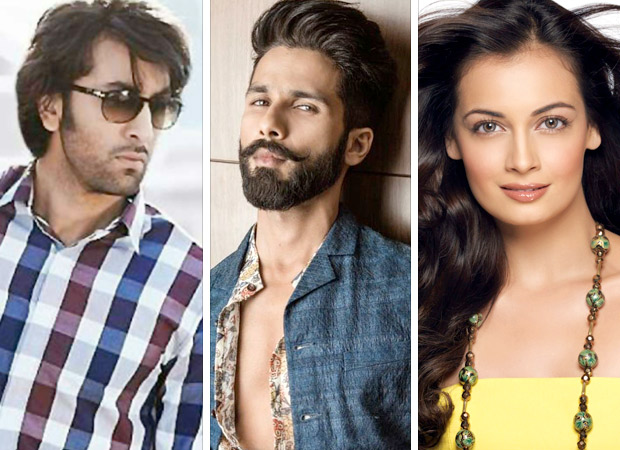 Ranbir Kapoor, Shahid Kapoor come together for this NOBLE CAUSE started by Dia Mirza