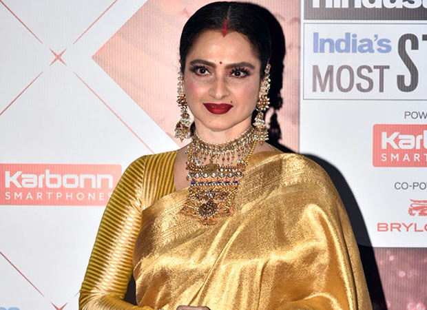 Rekha keen to see her father's story in Mahanati