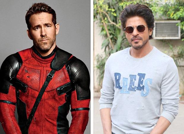 Ryan Reynolds starrer Deadpool 2 has a Shah Rukh Khan connection