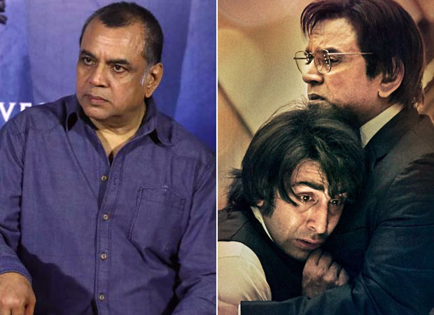 SANJU: Paresh Rawal reveals Sunil Dutt sending him a birthday letter; feels he was destined to play his role