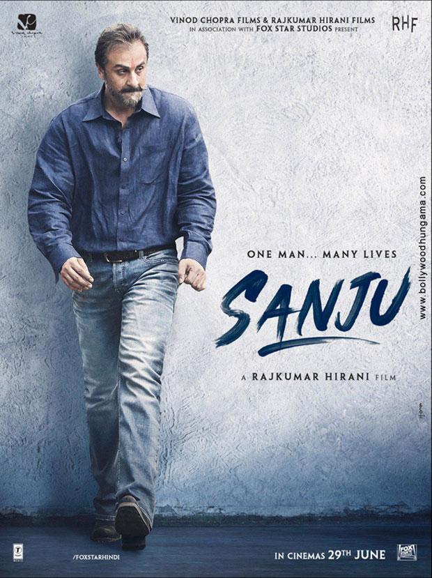 SANJU: Ranbir Kapoor REVEALS his favourite look from Sanjay Dutt biopic