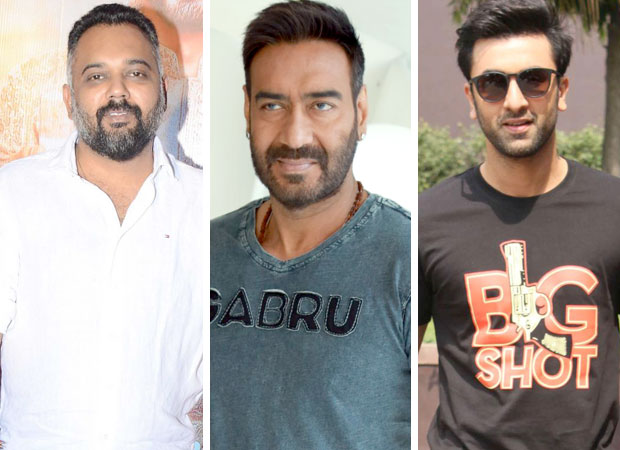 SCOOP Luv Ranjan trying to rope in Ajay Devgn with Ranbir Kapoor for his next
