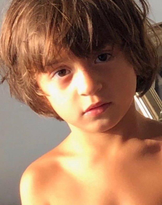 Shah Rukh Khan shares the sweetest message on Abram Khan's 5th birthday
