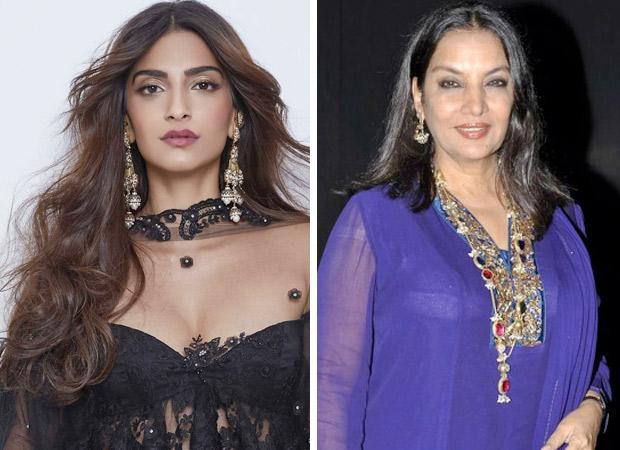 Sonam Kapoor's godmother Shabana Azmi would have to skip the wedding