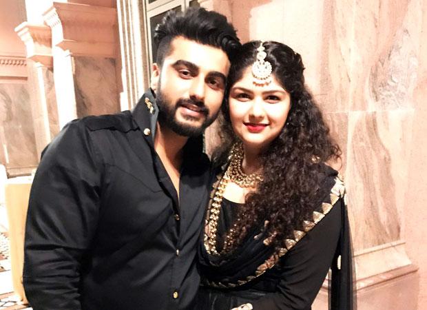 Sonam Kapoor Di Wedding: Arjun and Anshula Kapoor kick-start wedding festivities at Anil Kapoor's home, post a video