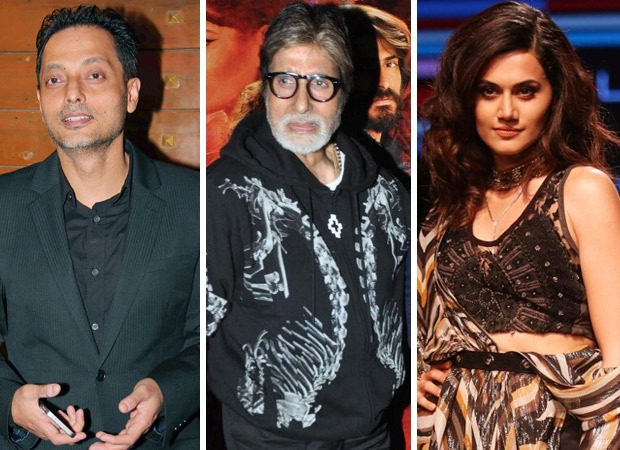 Sujoy Ghosh's Badla to bring together Amitabh Bachchan & Taapsee Pannu? Mr Bachchan & producer confirm