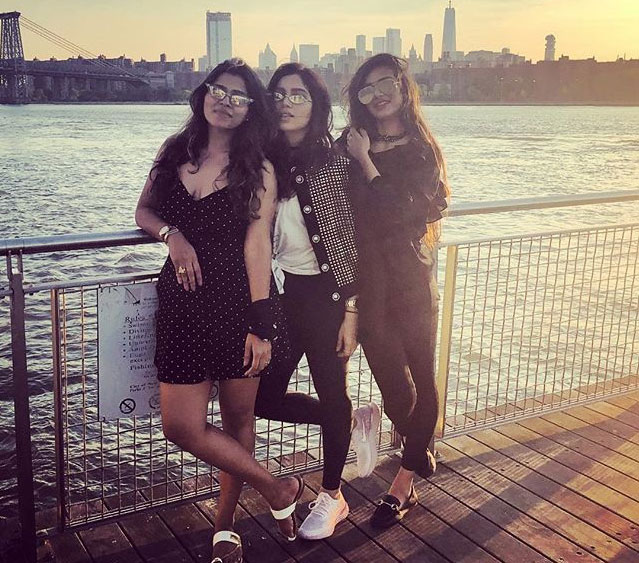These HOT and glamorous pictures of Bhumi Pednekar partying in New Jersey are giving us weekend goals!