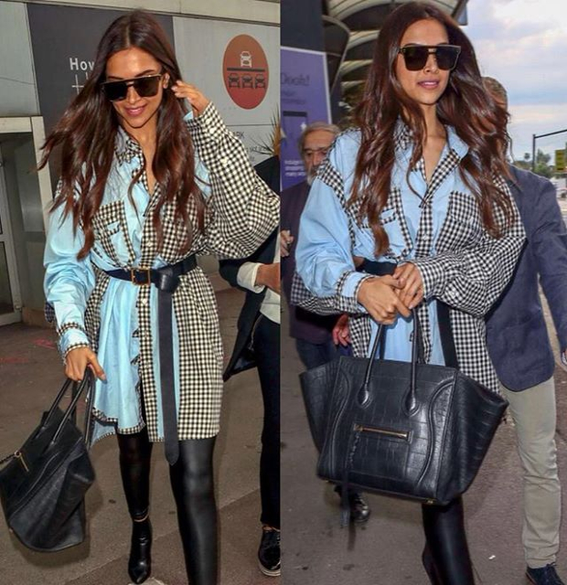 Touchdown Cannes for Deepika Padukone