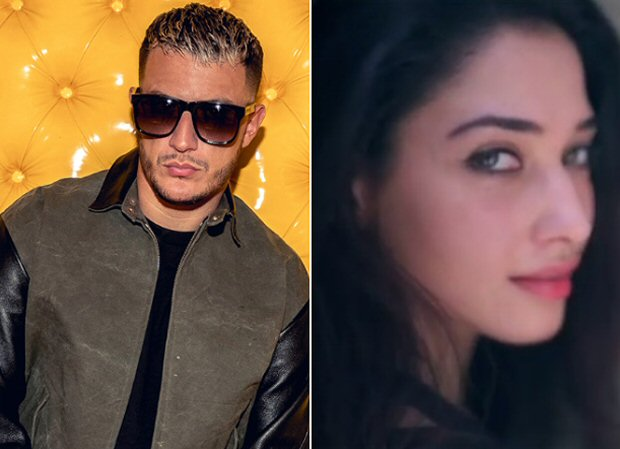 WATCH: Tamannaah Bhatia flaunts her dreamy moves while taking on DJ Snake's Magenta Riddim Challenge