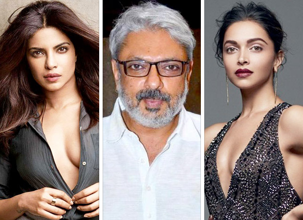WHOA! Priyanka Chopra was once MIFFED with Sanjay Leela Bhansali and Deepika Padukone was the REASON