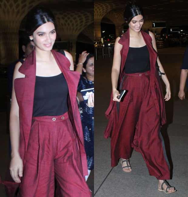 9cf3991fc12 Weekly Celebrity Airport Style  Sonam Kapoor