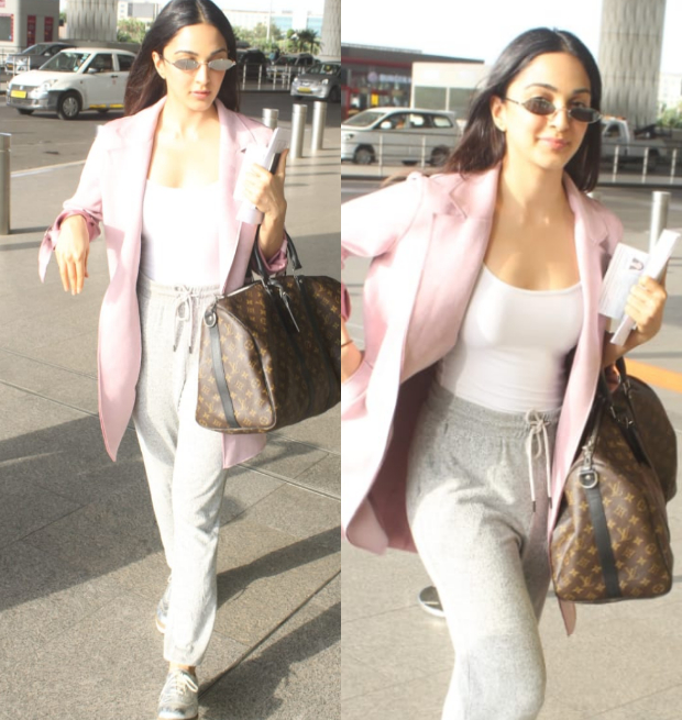 Weekly Celebrity Airport Style - Kiara Advani