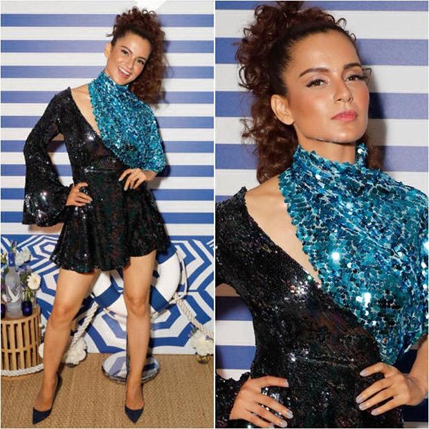 Kangana Rananut at Chopard party in Cannes
