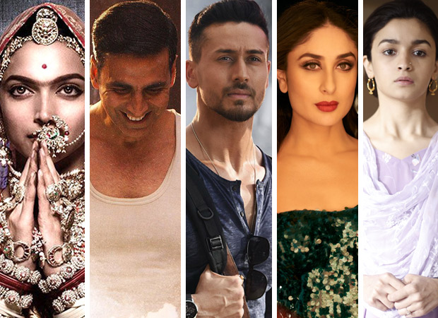 5 months, 10 successes, 1000 crore - Bollywood is on a roll this #WinningSeason