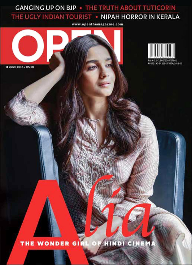 Alia Bhatt is strength and beauty personified on Open magazine cover, reveals things you didn't know about her!