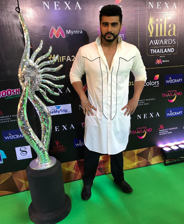 Arjun Kapoor at IIFA Rocks 2018