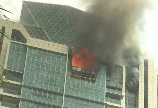 Deepika Padukone's residential building in Prabhadevi catches fire