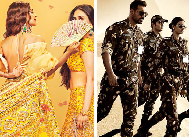 Box Office Veere Di Wedding brings Rs. 3.37 crore, Parmanu - The Story of Pokhran collects Rs. 0.93 crore on Friday