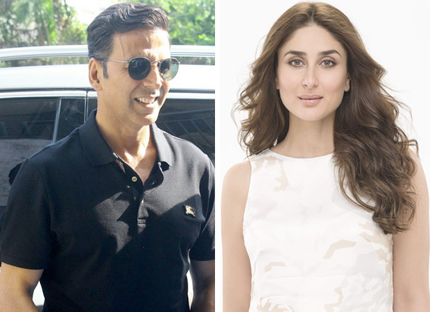 CONFIRMED! Akshay Kumar to romance Kareena Kapoor Khan in Karan Johar's next