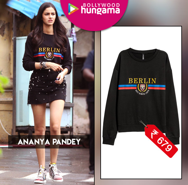 Celebrity Splurges - Ananya Pandey