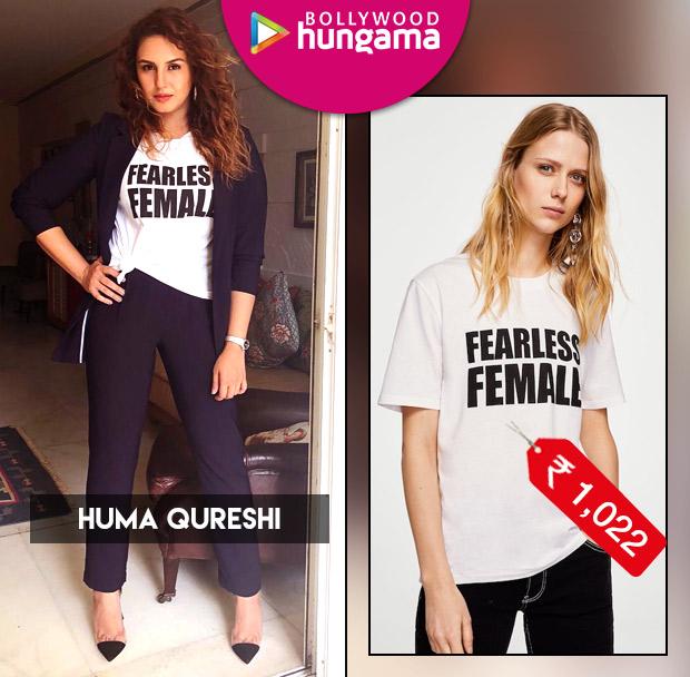 Celebrity Splurges - Huma Qureshi